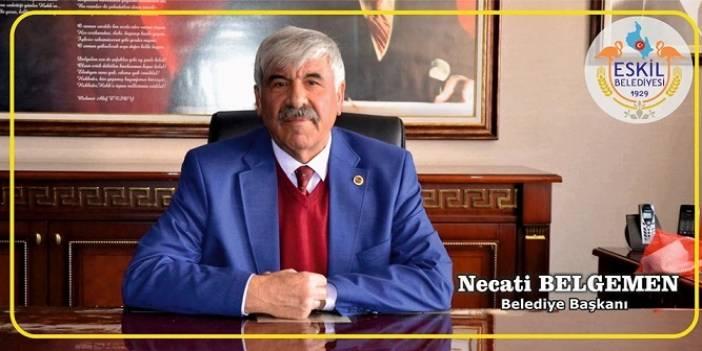 Başkan Necati Belgemen'in 19 Mayıs mesajı