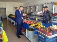 Eskil Belediyesi Zabıta Amirliği'nden Ramazan Denetimi