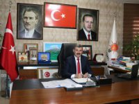 """AK Parti İl Başkanı Altınsoy, ''Engelleri birlikte aşıyoruz"""""""