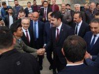 Bakan Kurum, Konya'da üniversite öğrencileriyle bir araya geldi