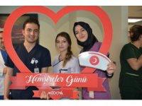 Medova Hastanesinde Hemşireler Haftası kutlandı