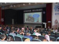 Beyşehir'de Hemşireler Haftası kutlamaları