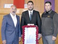 Konya Zabıta'dan Milli Takıma antenör