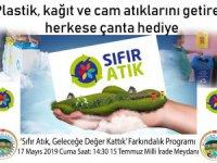 """Aksaray'da hedef, """"Sıfır atık, temiz çevre"""""""