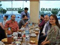 Konya turizmciler topluluğu iftarda buluştu