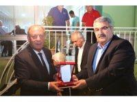 Başkan Oprukçu'ya huzurevi yönetiminden teşekkür