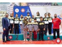 Konya Büyükşehir Belediyespor judoda Türkiye şampiyonu