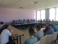 Beyşehir'de yurt personeline eğitim semineri