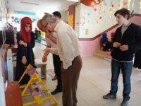 Hüyük'te İngilizce ve Arapça dil sokağı açıldı
