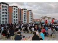 Konya GSİM, yurtta kalan öğrencilere iftar yemeği verdi