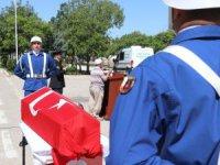 Trafik kazasında ölen uzman çavuşun cenazesi memleketine gönderildi