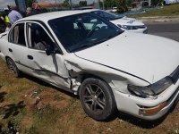 Mustafa Bozdağ kaza yaptı