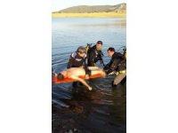 Aksaray'da serinlemek için girdiği gölette boğuldu
