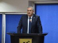 Konya SMMMO'da genel kurul heyecanı