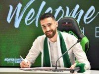 Riad Bajic resmen Konyaspor'da