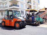 Aksaray Belediyesi asfalt çalışmalarını Kurtuluş Mahallesinde sürdürüyor