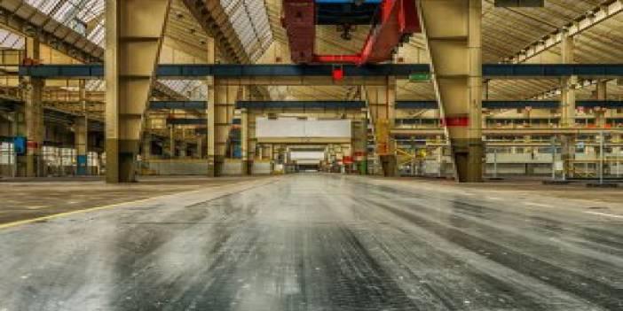 Sanayi üretimi bir önceki aya göre %1 azaldı