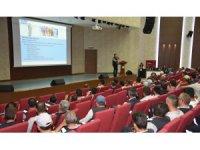 Selçuklu Belediyesinden afetlere karşı eğitim