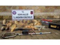 Beyşehir Gölü'nde elektroşokla balık avına 60 bin lira çevre cezası