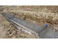 Kulu Sanayi Sitesi Kavşağında alt geçit inşaatına başlandı