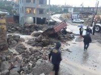 Meram Belediyesi ekipleri, Çomaklar'a anında müdahale etti
