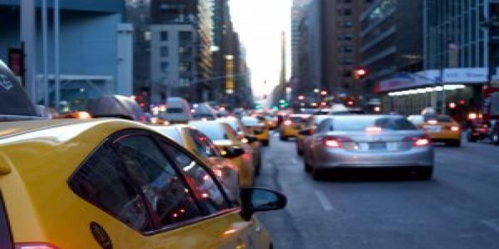 Otomobiller yılda ortalama 13 bin 107 kilometre yaptı,