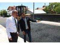 """Başkan Kavuş: """"Asfalt sorununu Meram'ın gündeminden çıkaracağız"""""""