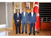 """Başkan Altay: """"Filistin halkının her zaman yanındayız"""""""