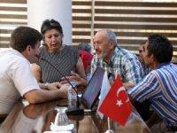 """Aksaray Belediye Başkanı Dinçer, """"Halkımızla biriz beraberiz"""""""