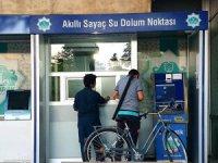 Aksaray Belediyesinde nöbetçi vezne hizmet vermeye başladı