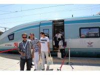 Engelli bireyler, engelsiz şehir Konya'yı gezdi