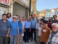 Başkan Altay'dan Akşehir ilçesine ziyaret