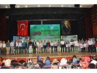 8. Akşehir Kirazı Kültür ve Sanat Festivali yapıldı
