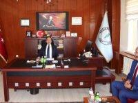 Vali Ali Mantı'dan beldelere ziyaret