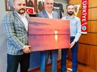 MHP İlçe Teşkilatından Kaşlı'ya Tuz Gölü Projesi