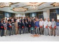 Meram'da gazilere Milli Mücadele Madalyası ve Beratı verildi
