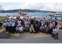 Karatay Belediyesi kültür ve tarih gezilerine devam ediyor