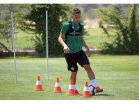 Konyasporlu futbolcular FMS testinden geçti