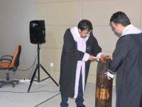 Eskil Meslek Yüksek Okulu ikinci mezunlarını verdi VİDEO