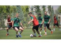 Konyaspor, Konya'daki hazırlıklarını tamamladı