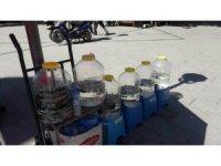 Konya'da yasa dışı sülük satışına 13 bin lira ceza