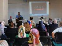 KOMEK/ASEM Halkla İlişkiler görevlilerine Kurumsal İmaj-Kurum Kültürü Semineri