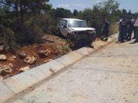 Konya'da kontrolden çıkan kamyonet devrildi: 1 ölü, 1 yaralı