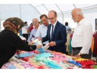 Beyşehir'de Göl Feneri Derneği'nden yoksullar yararına kermes