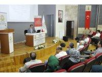 Selçuk'ta 'İran Basınında 15 Temmuz' konferansı