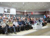 Selçuk Üniversitesinden Mehmet Ali Uz'a fahri doktora