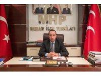"""MHP Meram İlçe Başkanı İbrahim Ay: """"15 Temmuz bir kahramanlık destanıdır"""""""
