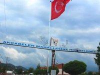 Beyşehir'e dev Türk bayrağı