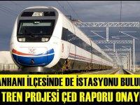 Hızlı Trenin Sultanhanı'nda İstasyonu Olacak!