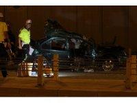 Konya'da iki otomobil çarpıştı: 7 ölü